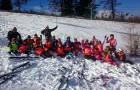 Dnevnik zimske šole v naravi šestošolcev v Cerknem
