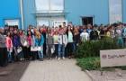 Obisk družbe Seven Refractories d.o.o. v poslovni coni Risnik Divača