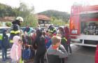 Evakuacija v Senožečah