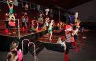 Plesali smo na božično – novoletnem koncertu Pihalnega orkestra Divača