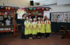 Mlade kuharice pripravile pašto in fžu po naše