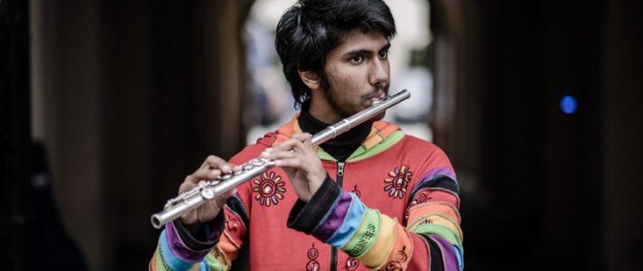 Velik uspeh mladega glasbenika na mednarodnem tekmovanju v Palmanovi