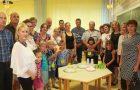 Prvi šolski dan na podružnični šoli v Senožečah