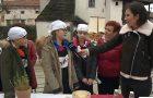 Divaški šolarji v oddaji TV Slovenije Dobro jutro