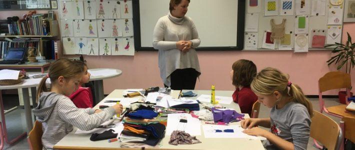 Obiskala nas je modna oblikovalka Tjaša Škapin