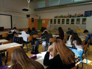 Šolsko tekmovanje iz znanja kemije za Preglovo priznanje