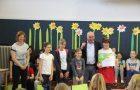 Divaška šola gostila regijsko srečanje šol zahodne Slovenije projekta »Varno na kolesu«