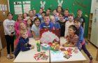Nagrajen šolski vrt podružnične šole Vreme