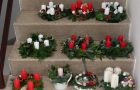 Delavnice izdelovanja novoletnih dekoracij