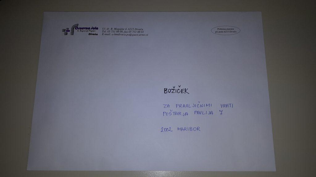 Božičkova pošta