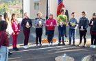 Komemorativna slovesnost ob podružnični šoli Vreme