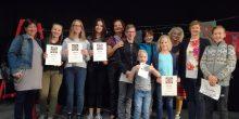 2. nagrada Taji Medved za exlibris na mednarodnem natečaju