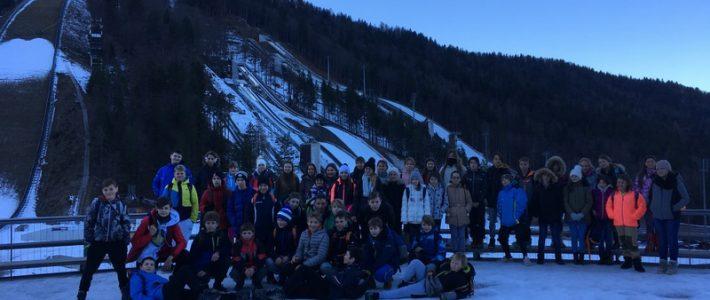 Dnevnik zimske šole v naravi