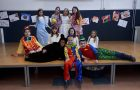 Učenci podružnične šole Vreme na obisku v osnovni šoli v Divači