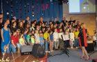 Ura brez kazalcev – 30. obletnica delovanja šole v novih prostorih