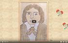 Dr. France Prešeren – slikanje s kavo
